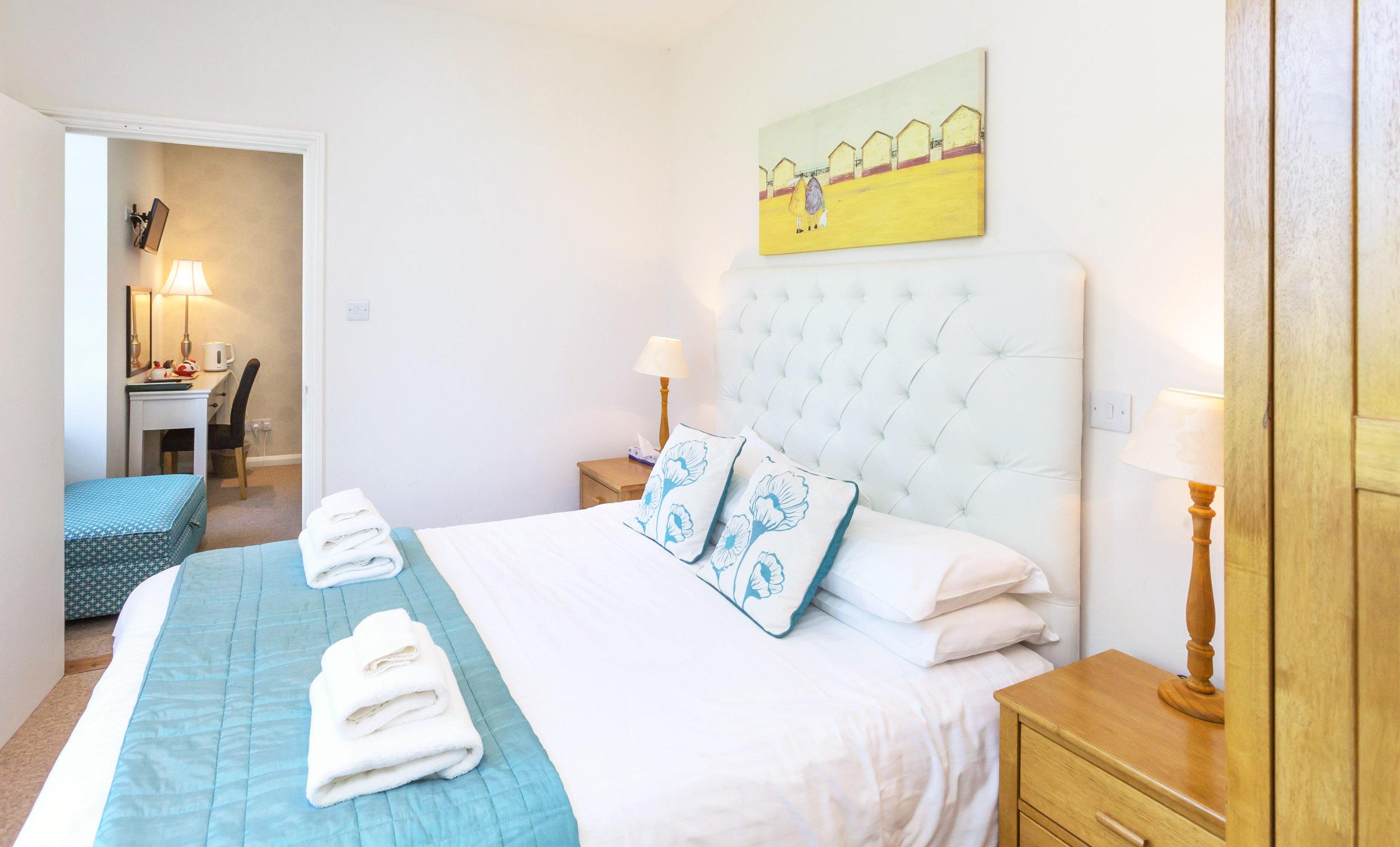 Les Cotils Guernsey - Junior Suite